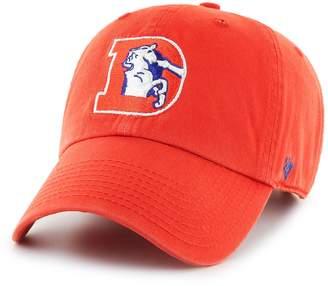 '47 Adult Denver Broncos Adjustable Cap