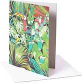 Matthew Williamson Pack of 6 Toucan Greeting Cards