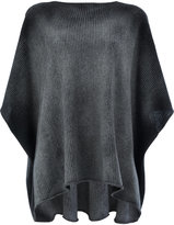 Avant Toi knitted ribbed blouse - women - Cashmere/Merino - XS