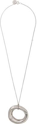 Marni Long-Line Circular-Pendant Necklace
