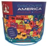 Crocodile Creek Discover America Giant Map Puzzle - 100 pc