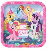 "My Little Pony 9"" Paper Plates - 8ct"