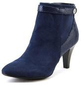 Karen Scott Womens Marra Closed Toe Ankle Platform Boots.