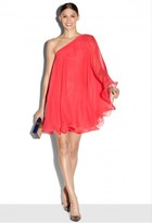 Milly Exclusive Chiffon Andrea Dress