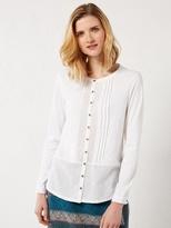 White Stuff Oceanfront jersey shirt