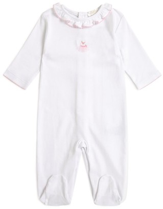 Kissy Kissy Embroidered Ballerina All-In-One Set