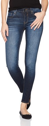 Vigoss Women's Jagger Classic Skinny with Fading