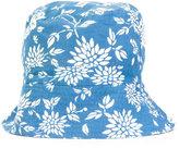 Caramel Choy sun hat - kids - Cotton - 50 cm