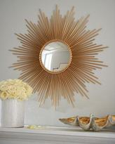 Global Views Thin Sunray Mirror