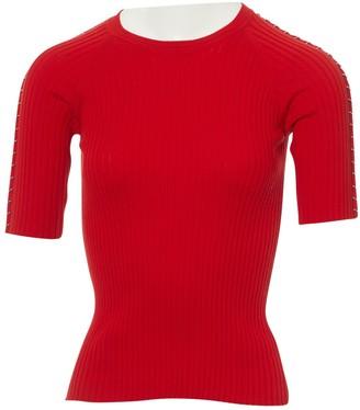 Alexander Wang Red Cotton Top for Women