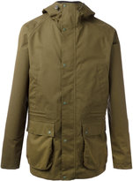 Barbour Downpour jacket - men - Cotton/Polyamide/Polyester - L
