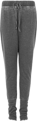 Free People Cozy All Day grey jersey sweatpants