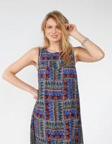 Fat Face Abbie Tribal Geo Dress