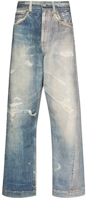 Our Legacy Third Cut loose-fit jeans