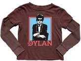 Rowdy Sprout Baby Boy's Bob Dylan T-Shirt