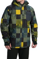 Quiksilver Mission 3-in-1 Ski Jacket - Waterproof, Insulated (For Men)