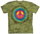 The Mountain Peace Tie Dye T-Shirt