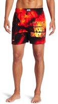Briefly Stated Men's Star Wars Who's Your Daddy Boxer Short