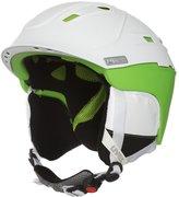 Uvex P2us Helmet White/green Mat