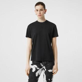 Burberry Monogram Motif Cotton T-shirt