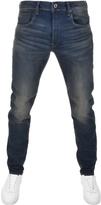 G Star 3301 Slim Jeans Blue
