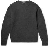Todd Snyder Cashmere-blend Bouclé Sweater