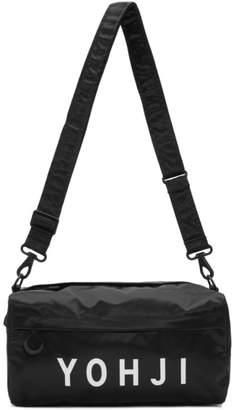 Y-3 Y 3 Black Yohji Letters Shoulder Bag