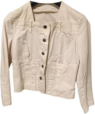 Jean Paul Gaultier White Denim - Jeans Jackets