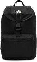 Givenchy Black Nylon Stars Backpack