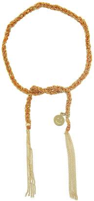 Carolina Bucci Happiness Charm Lucky Bracelet - Yellow Gold