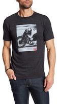 Altru Life Motorcyclist Graphic Print Tee