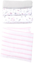 Aden Anais aden + anais Meadow Fox Muslin Swaddles - Pack of 4