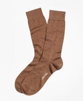 Brooks Brothers Mini Paisley Socks