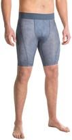 Head Galaxy Training Compression Shorts (For Men)