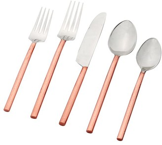Pottery Barn Copper Handled Flatware