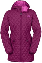 The North Face ThermoBall® Hooded Parka - Insulated (For Little and Big Girls)