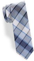 Cole Haan Plaid Silk Tie
