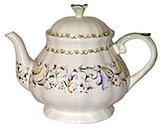 Gien Toscana Teapot