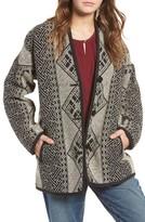 Madewell Women's Jacquard Cocoon Jacket