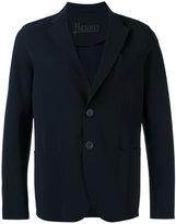 Herno single patch pocket blazer - men - Polyamide/Spandex/Elastane - 46