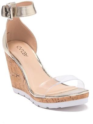 Abound Gabbi Cork Wedge Sandal