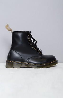 Dr. Martens Vegan Leather 1460 Boots Black