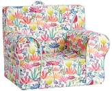 Pottery Barn Kids Justina Blakeney Floral Print My First Anywhere Chair® Slipcover Only