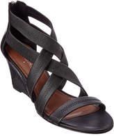 Donald J Pliner Jemi Leather Wedge Sandal