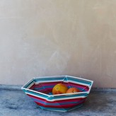 Graham and Green Triangulo Fruit Basket
