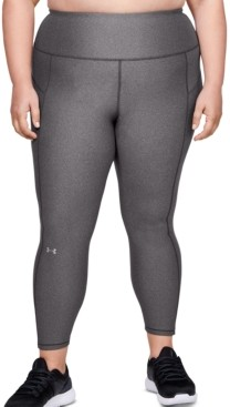 Under Armour Plus Size HeatGear Leggings