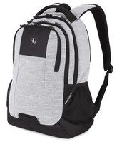 """Swiss Gear SwissGear 18"""" Backpack - Light Heather Gray"""