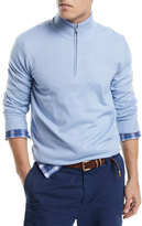 Brunello Cucinelli Cashmere Quarter-Zip Pullover Sweater