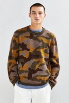 Urban Outfitters Classic Pattern Crew Neck Sweater