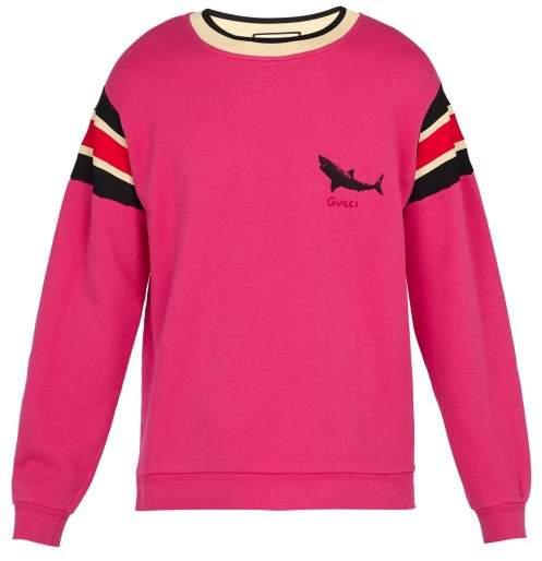46f086274e5 Gucci Pink Men s Sweatshirts - ShopStyle